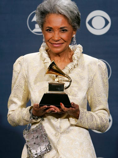 Grammy-winning jazz and pop singer Nancy Wilson has