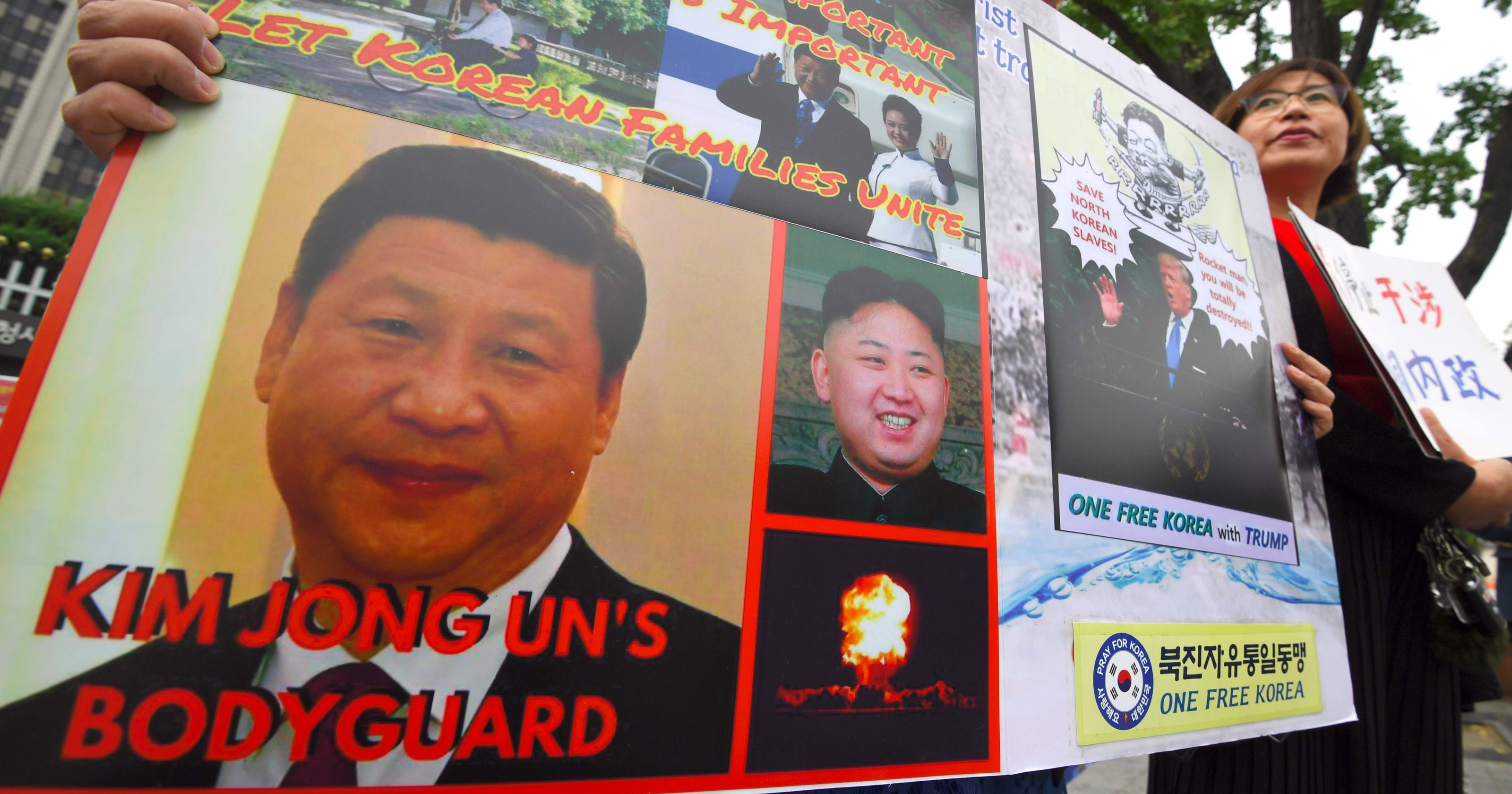 North Korea Defectors The Overwhelming Majority Are Women