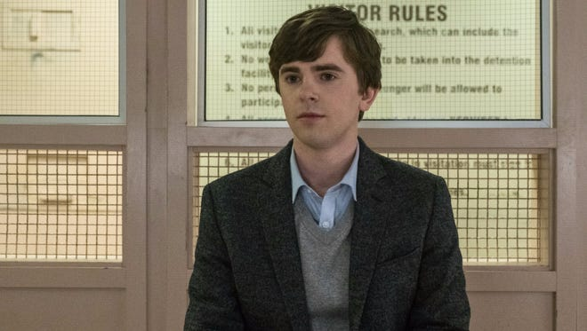 Norman Bates (Freddie Highmore) sees his fantasy world fall apart in the series finale of A&E's 'Bates Motel.'