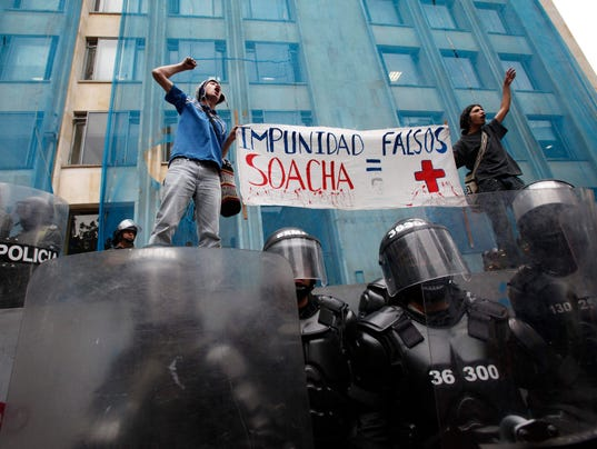 colombia impunity