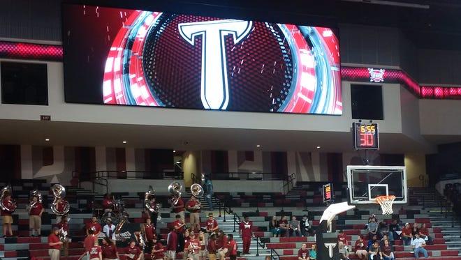 Troy's basketball arena