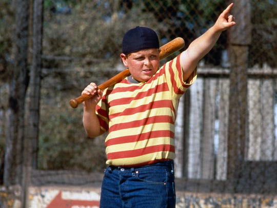 """Summer classic """"The Sandlot"""" is one of several movies"""