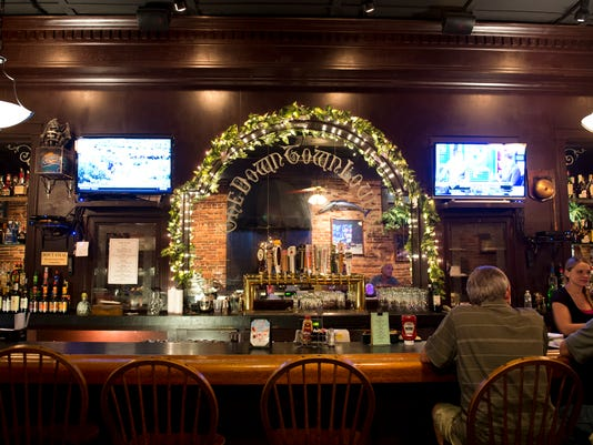 LEBANON DAILY NEWS   JEREMY LONG   The Downtown Lounge won best sports bar in the 2015 Best of the Lebanon Valley competition.  It has been a downtown mainstay for 5 generations.