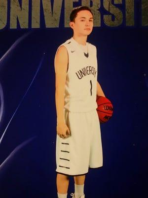 University basketball player Izak Natividad is the Coloradoan's Male Athlete of the Week.