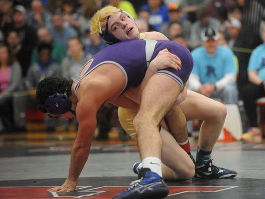 Region 7 wrestling finals