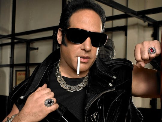Andrew Dice Clay performs at Spotlight 29 Casino in