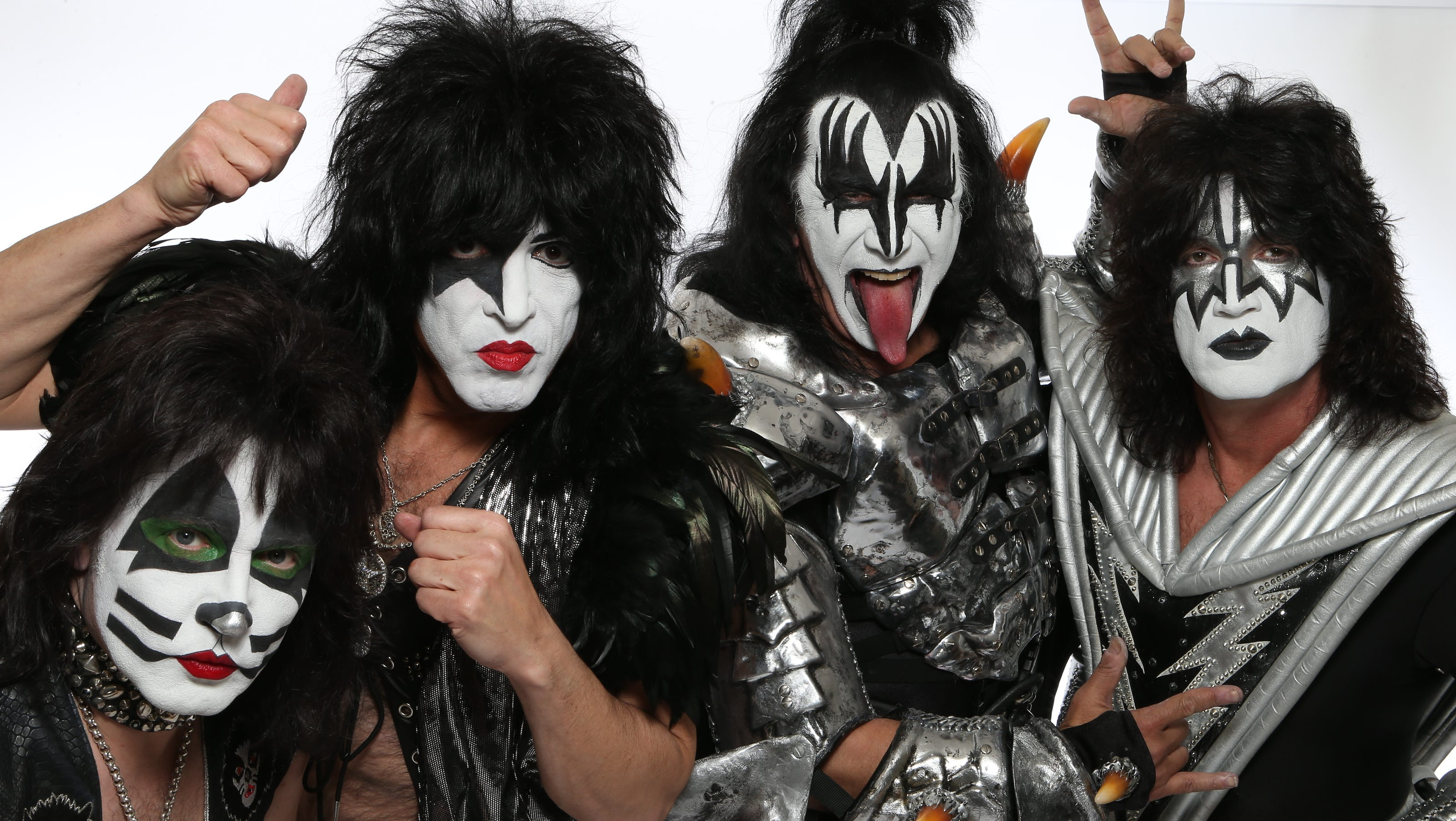 a short history of the band kiss The character was short-lived, and all ties to kiss were cut by wcw when  for the first time in the band's 41-year history, kiss was featured on the cover of.