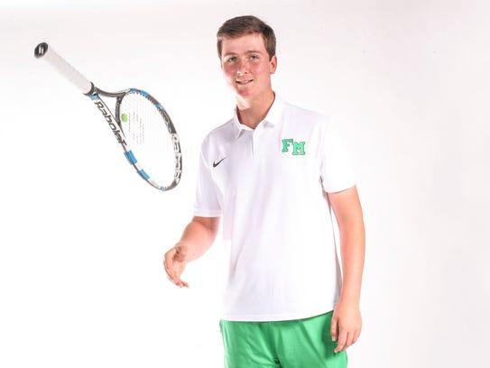 Tyler Carlin - Fort Myers - Tennis