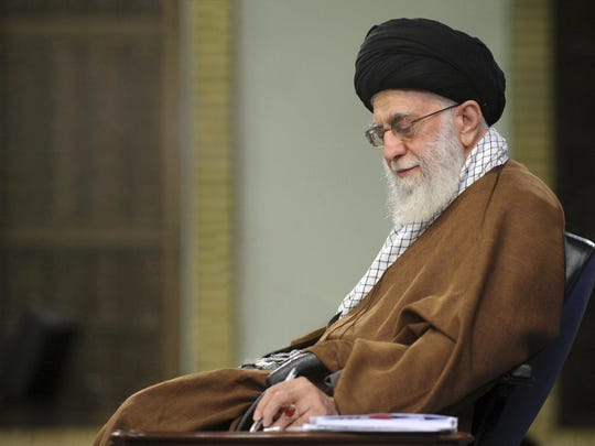 The Guard is a major economic and military power in Iran, answerable only to the country's supreme leader, Ayatollah Ali Khamenei.