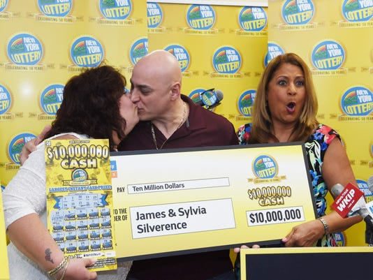 $10 million win: Poughkeepsie couple wins jackpot, plans for future