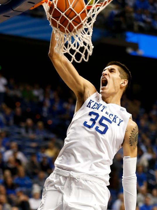 UK Basketball | Cats roll Missouri, setting up showdown at ...