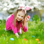 Easter egg hunts and fun activities scheduled