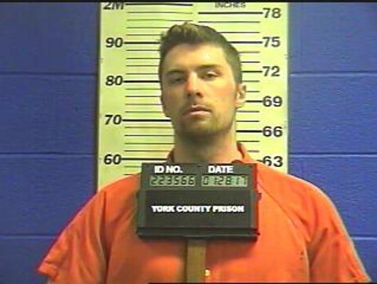 John Ziegler III, 31, of Jackson Township.