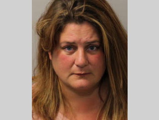 Jennifer Amison, a 41-year-old Tallahassee Police officer,
