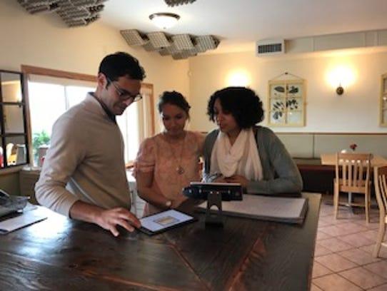 Mimosa's restaurant in Franklin features breakfast