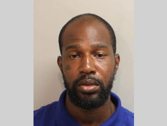 Ahmad Hinson, 28,has been arrested in connection with