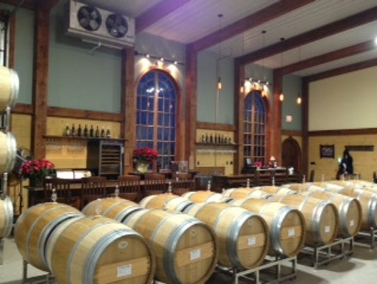 New Jersey has seen a huge expansion in the wine industry