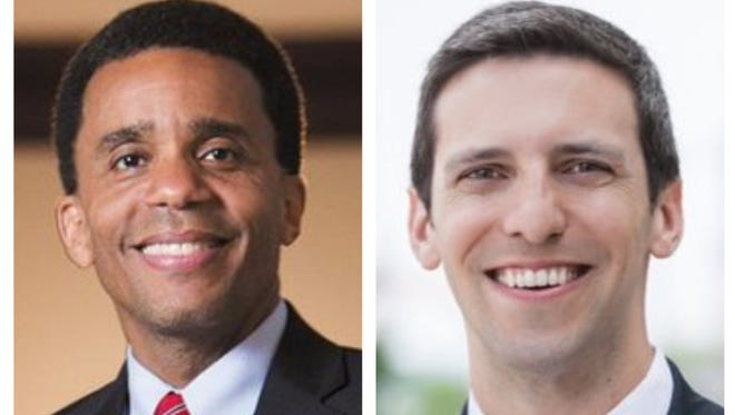 Christopher Smitherman and P.G. Sittenfeld