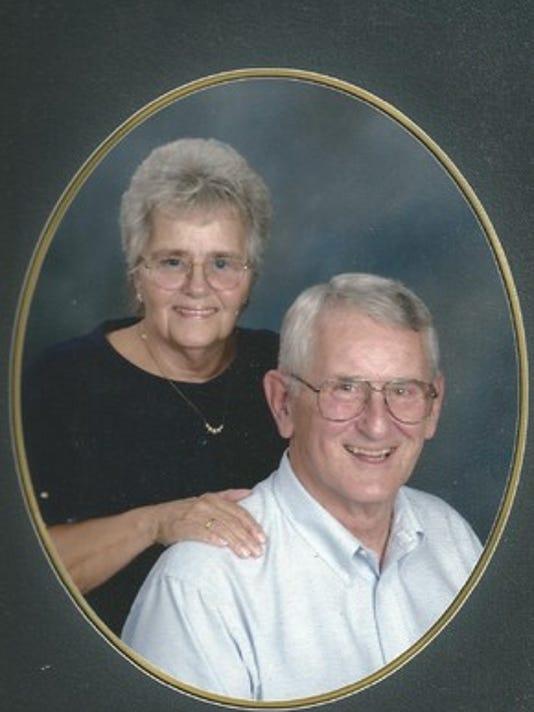 Anniversaries: Bob Stephens & Marylin Stephens