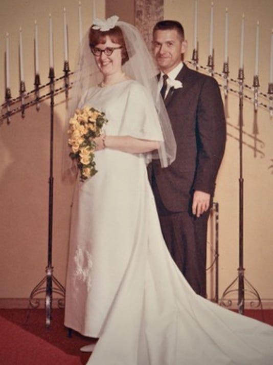 Anniversaries: Roy Hohmann & Marlys Hohmann