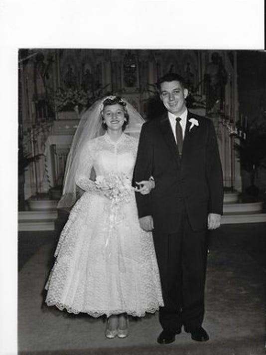 Anniversaries: Jack Wright & Rita Wright