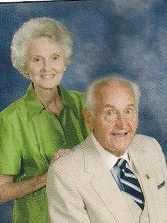 Anniversaries: Walter Jacobs & Jean Jacobs