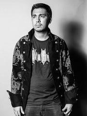 Rapper-musician Razor J will perform second at Thursday's Tachevah Music Showcase.
