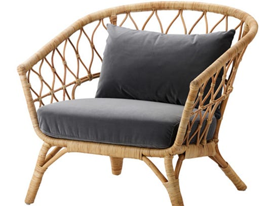Ikea's Stockholm chair sells for $249.