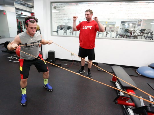 Strength and fitness training becomes more important