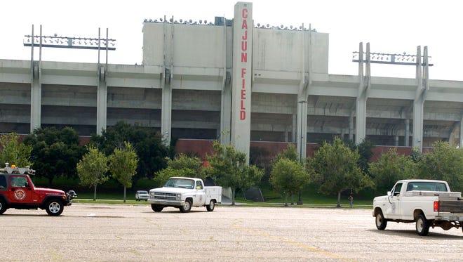 Cajun Field.