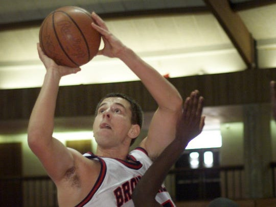 Former Red Bank standout Billy Gilligan, shown playing