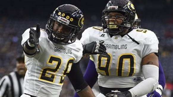 grambling guys Shop for men's grambling tigers ncaa fan gear at lidsca browse a great selection of athletic & dress ncaa clothing for men & guys choose from men's apparel styles to grambling tigers sportswear for guys.