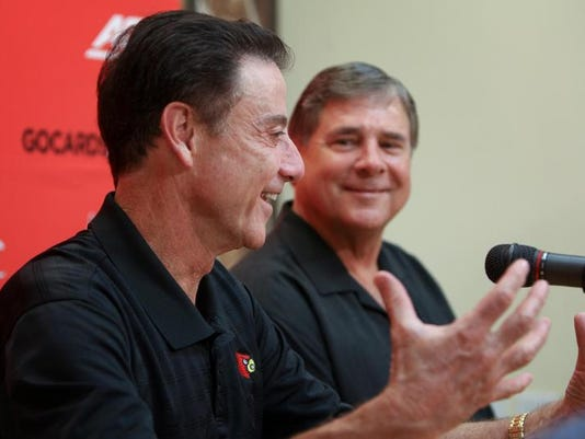 Pitino and Jurich 060915