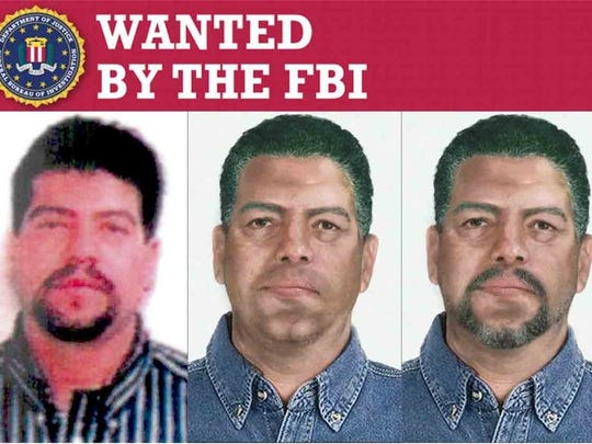 The FBI recently released age-progressed images of Mauro Ociel Valenzuela-Reyes, a fugitive in the 1996 crash of a ValuJet Flight 592 near Miami.
