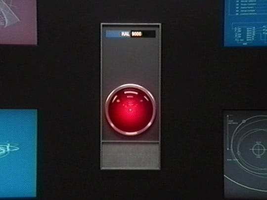 "HAL the computer starred in Stanley Kubrick's movie classic ""2001: A Space Odyssey,"" released in 1968."