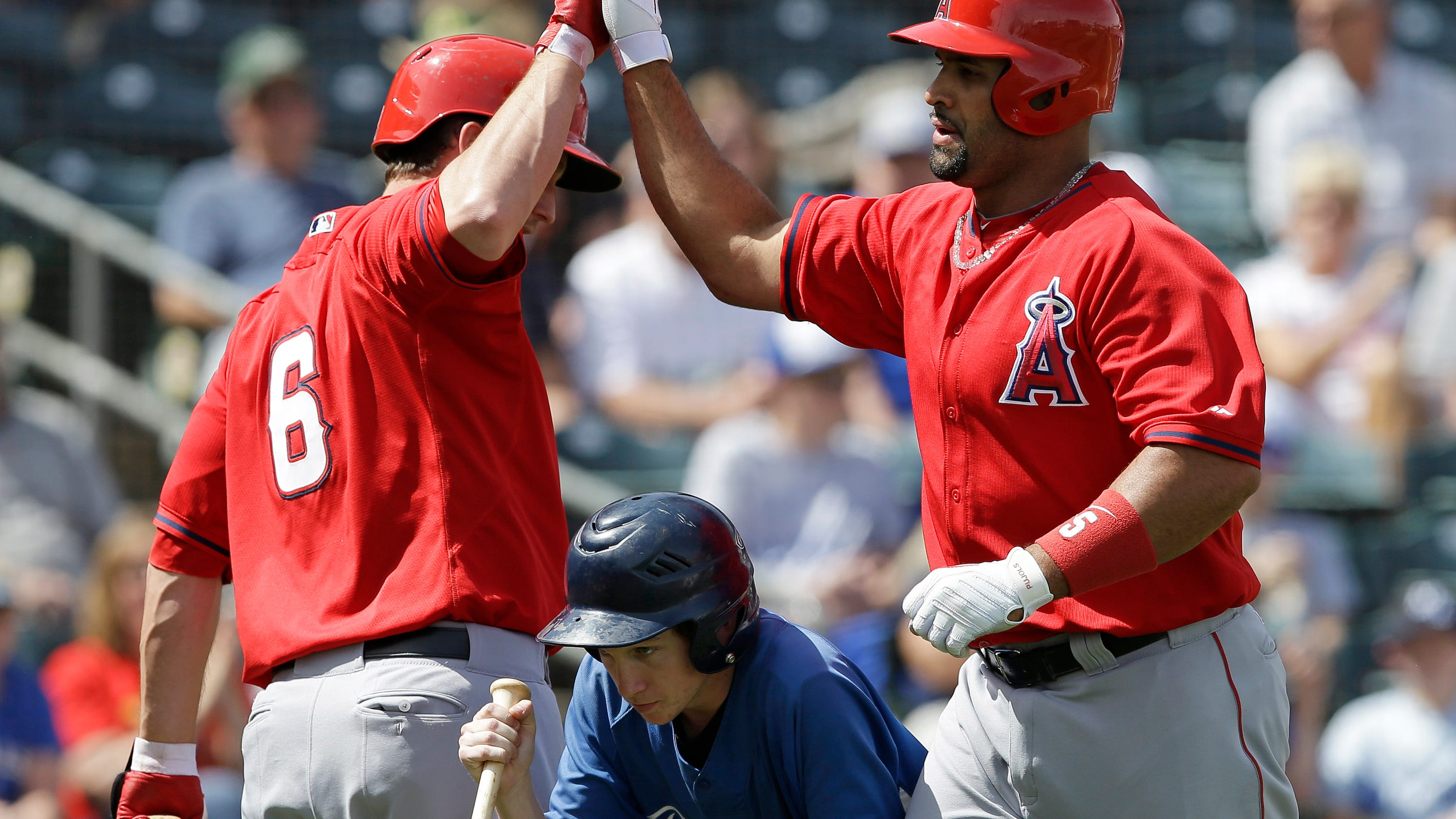 Angels hoping it's time to reach their potential