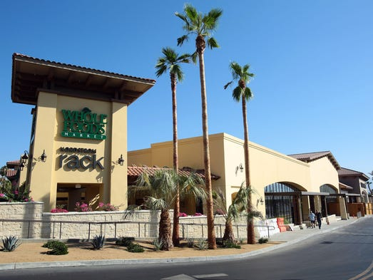 Signage Is Now Visible For The New Whole Foods Market Being Built In 111 Town