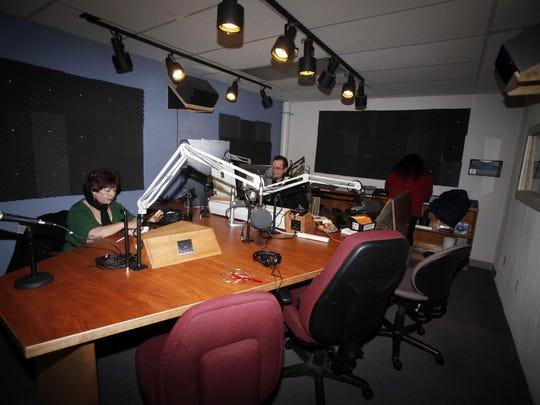 KMUZ control room