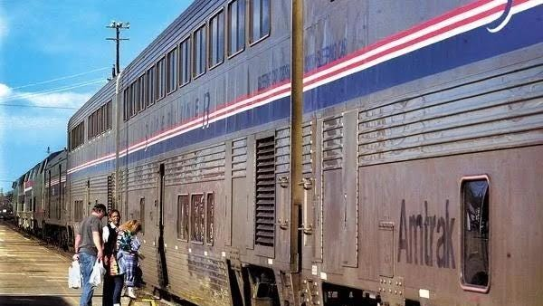 The Southwest Chief Passenger railroad route has received more funding to improve a segment near Trinidad.