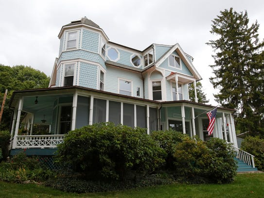 This Nyack home may have been the inspiration for a