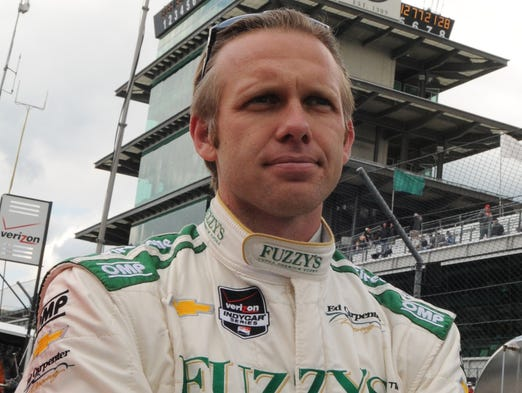 Row 1 inside: Ed Carpenter. Avg. speed: 231.067 mph.