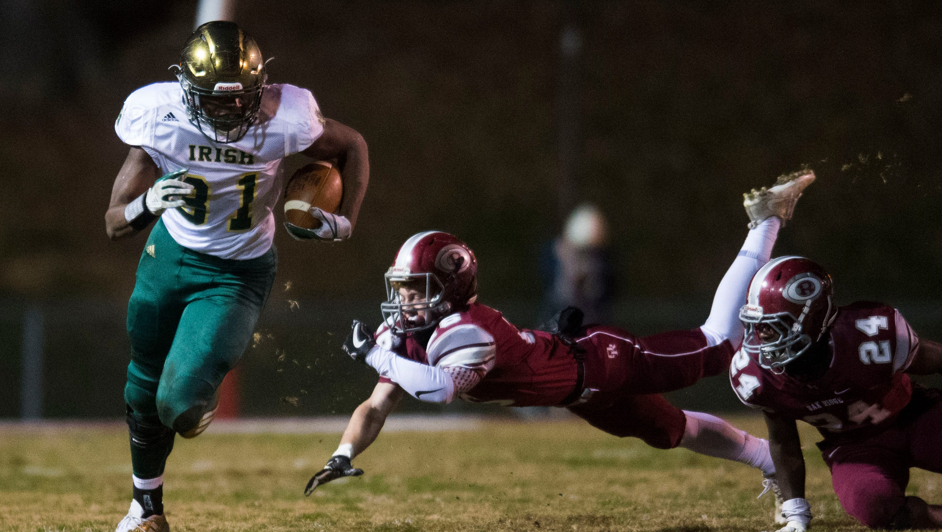 High School Football Knoxville Catholic Fueled By Criticism