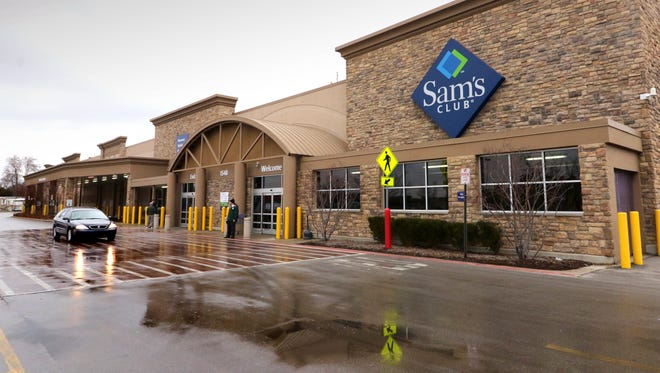 The Sam's Club store at 1540 S. 108 St. in West Allis is closing. Signs on the main doors state the store would be closed on Jan. 11, reopen at 10 a.m on Jan. 12 and pharmacy would close on Jan. 26.