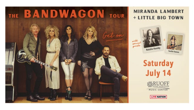 Miranda and Little Big Town