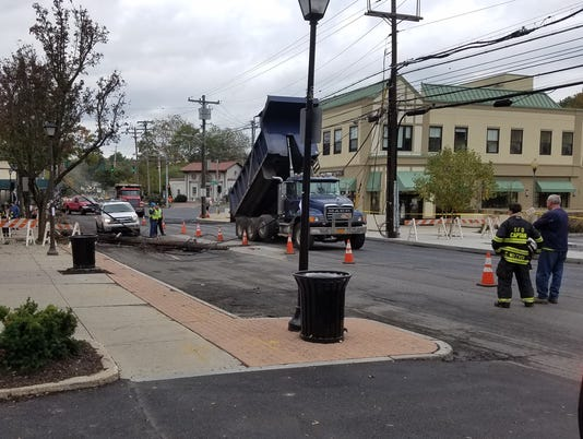 Scarsdale wires down