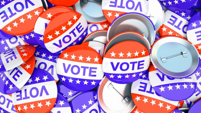 Election results from Livingston and Wayne counties.