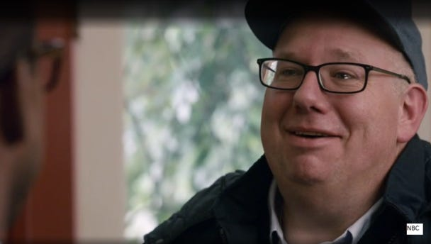 "Actor and St. Louis native Bill Chott has a background in comedy but played an emotional role as a mailman in an episode of NBC's ""This is Us"" that aired March 7, 2017."