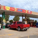 A Murphy USA gas station, owned by Murphy Oil Corp., at 4448 E McCain Blvd in North Little Rock.