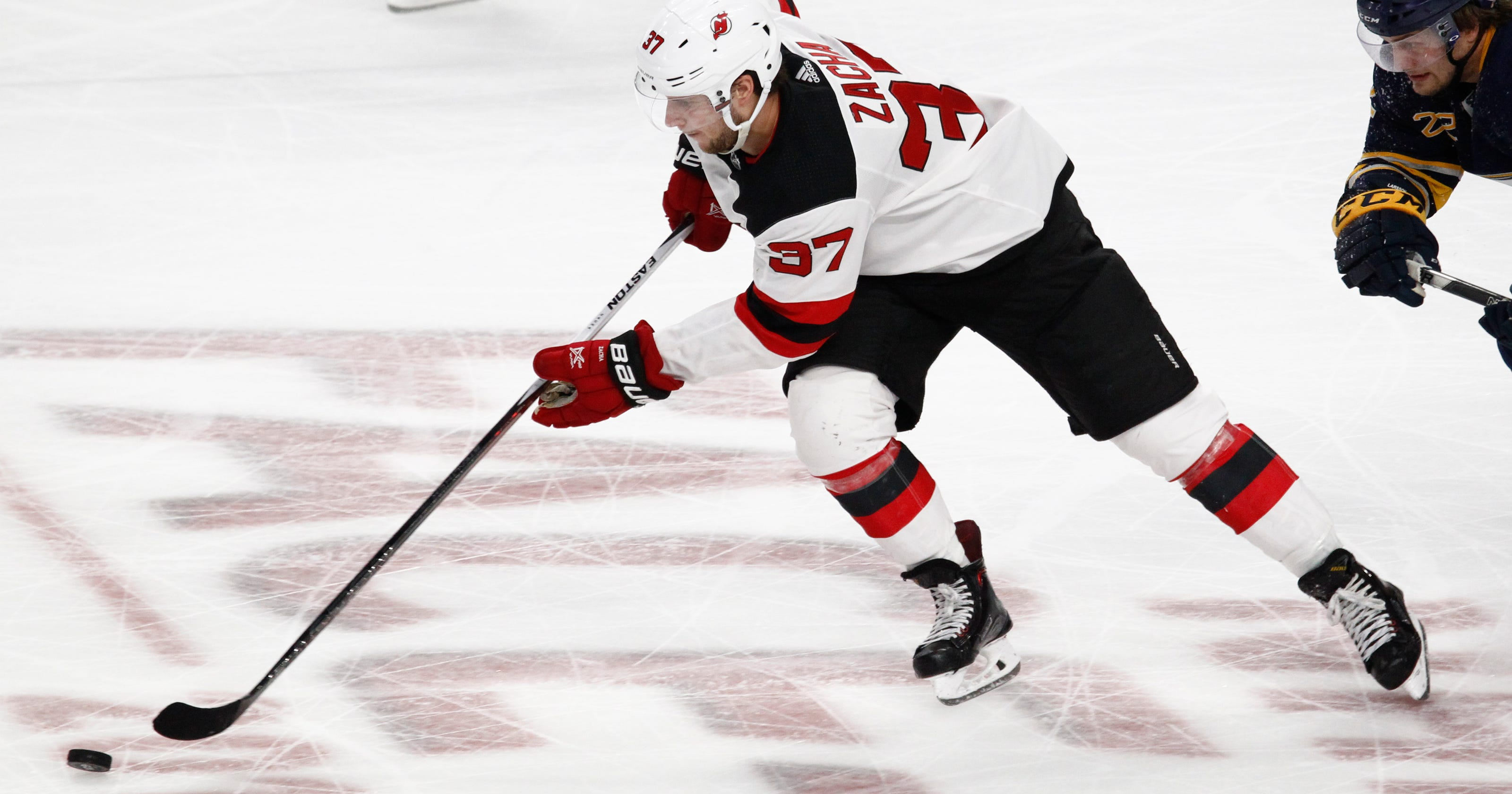 Pavel Zacha frustrated not being in Devils  lineup ad7ac3896