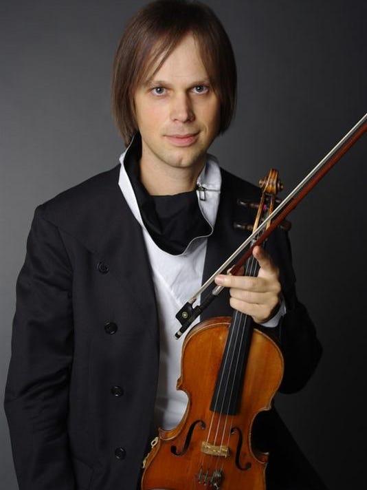 violin dude